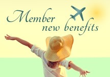 Member New Benefits