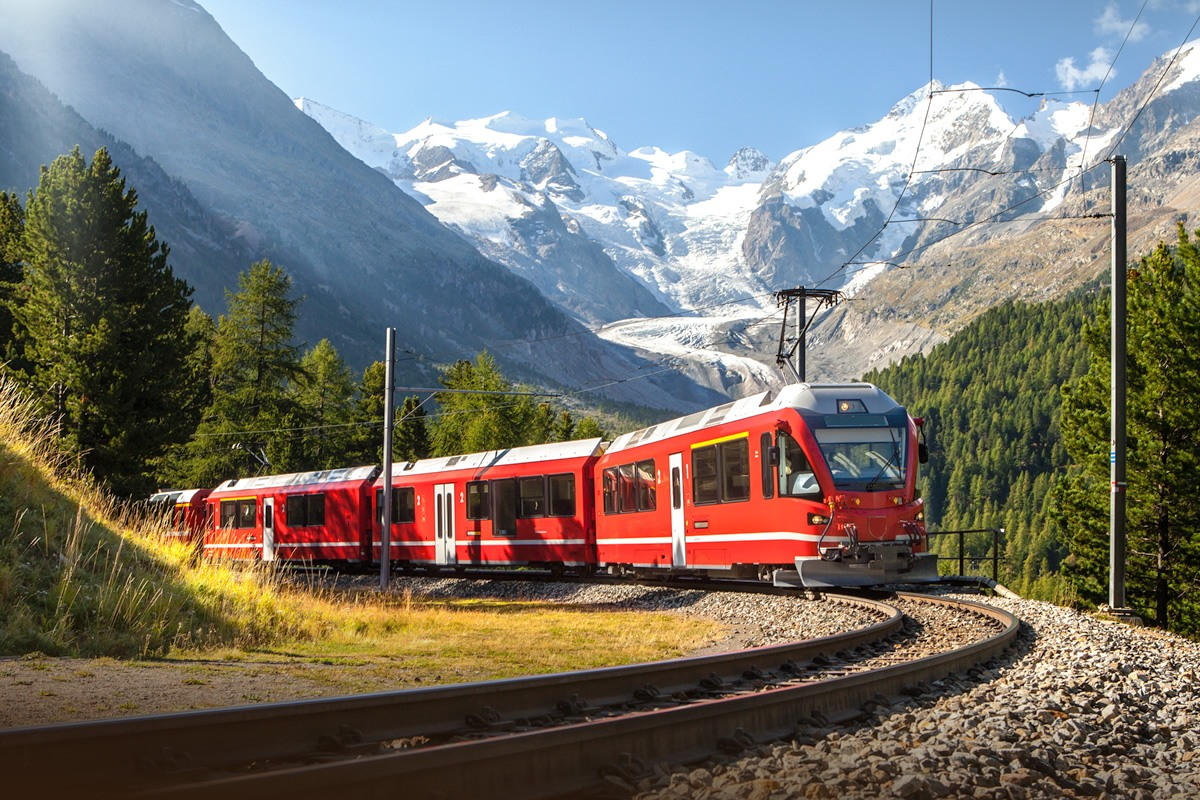 Europe Rail & Fly Packages