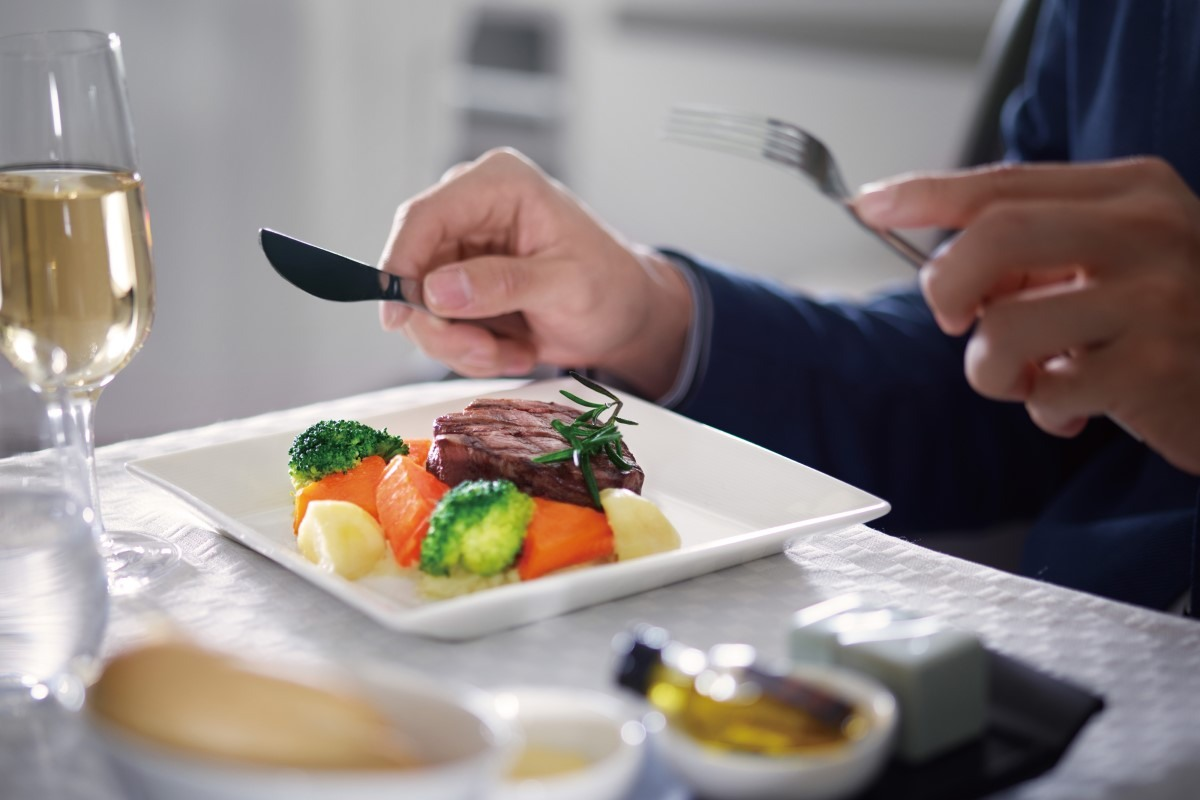 Exquisite Cuisine Onboard in Royal Laurel class