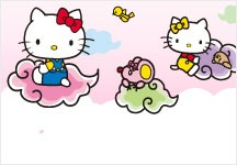 Experience the All New Hello Kitty Jet