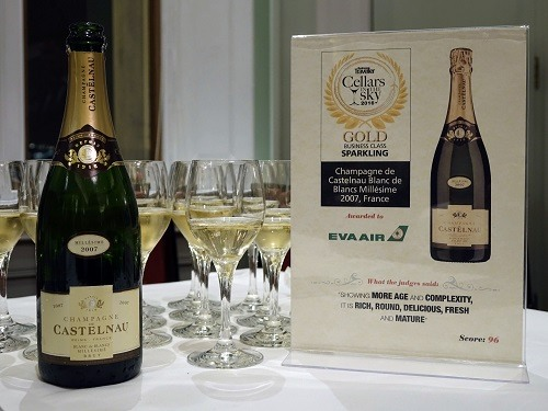 Best Business Class Cellar and Sparkling Wine