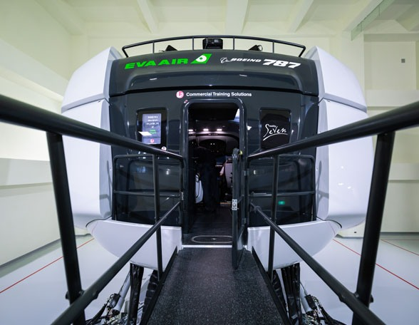 EVA Flight Simulator Experience Award