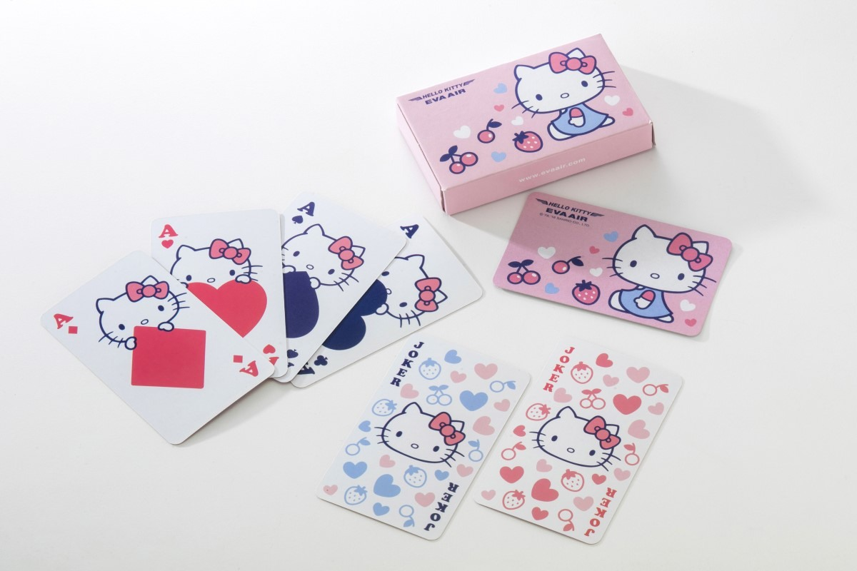 Hello Kitty Playing Cards image