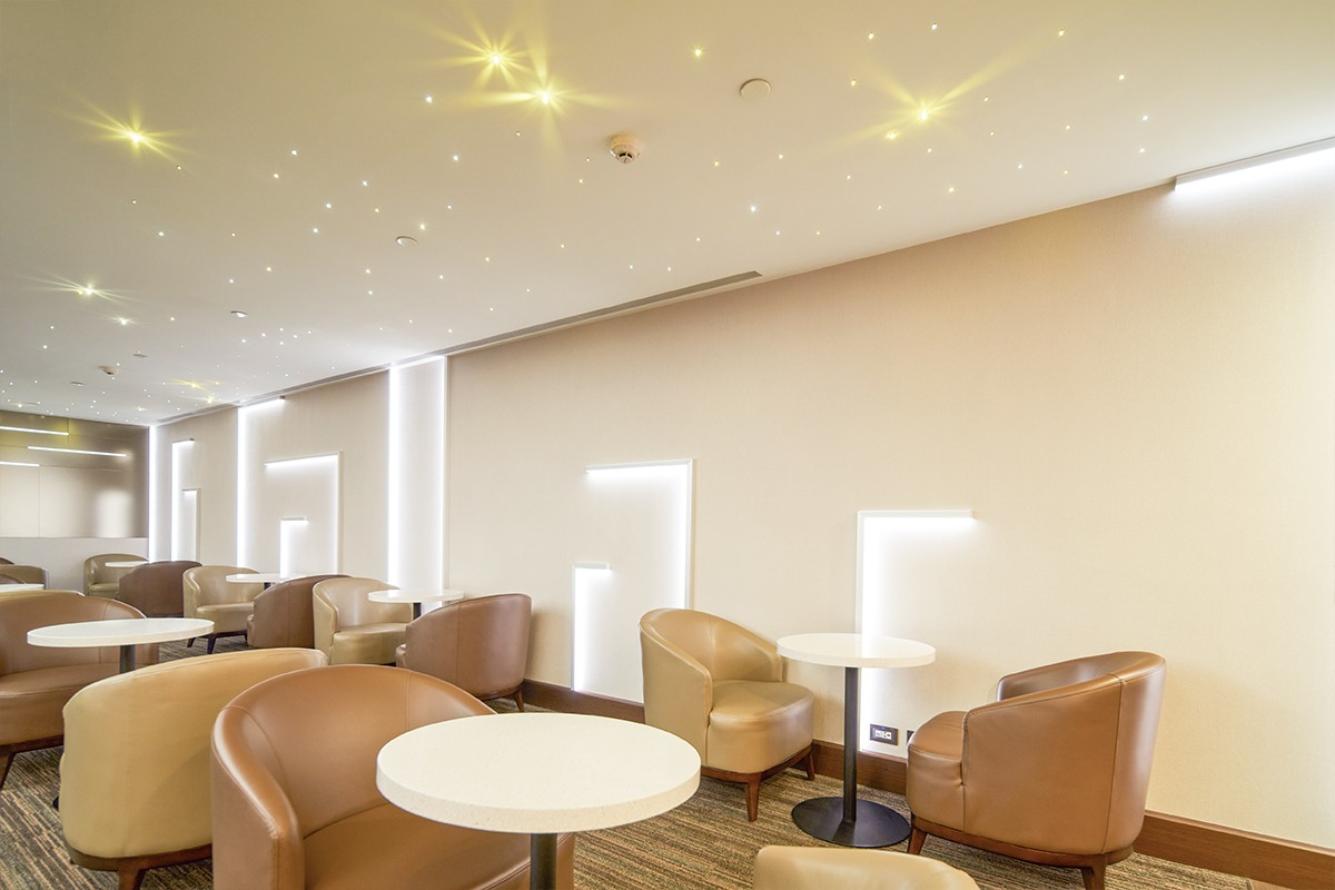 Seats in The Star Lounge