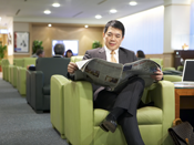 EVA Air VIP Lounges