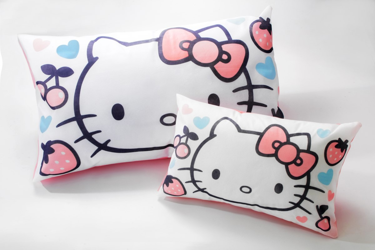 Hello Kitty Pillow image