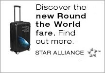 Star Alliance Round the World Fare