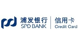 SPD Bank credit card in China image