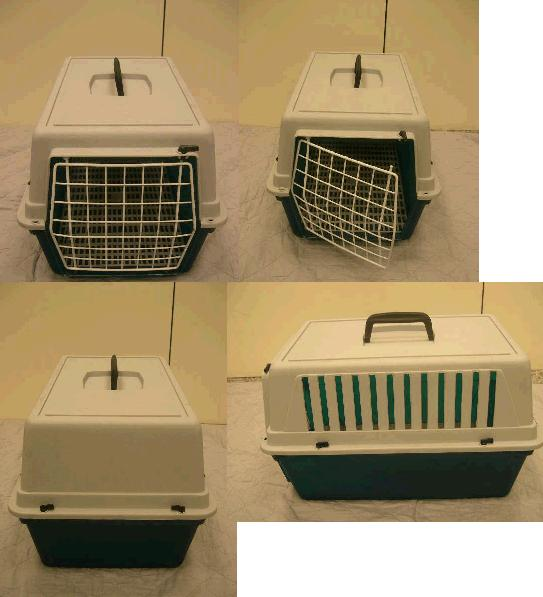 Travelling with Pet - IATA Standard Container