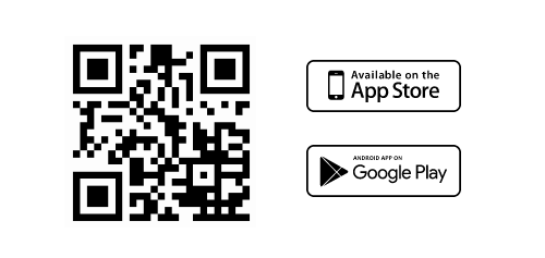 mobile app download QR code